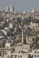 Stadt Jerusalem in Israel foto