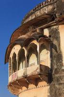 Khandela-Schloss in Rajasthan, Indien foto