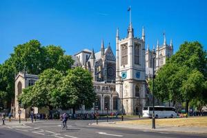 Westminster Abbey in London, England, Großbritannien foto