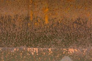 rostiges Metall Rost Eisen alte Metallrost Textur foto