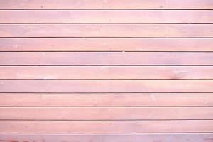 Ansicht von oben Holzstruktur des Piers foto