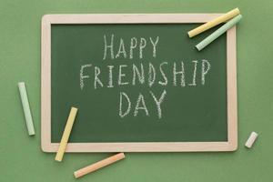 Stillleben Freundschaft Tag Komposition foto