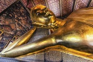 Wat Pho Tempel in Bangkok, Thailand foto
