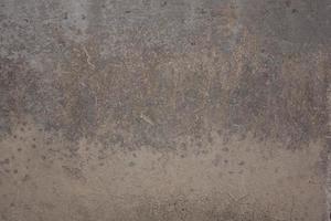 Grunge alte Textur auf Metall foto