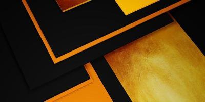 Gold strukturierter Hintergrund foto