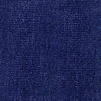 blaues Denim-Quadrat, Hintergrund aus strukturiertem Jeansmaterial foto