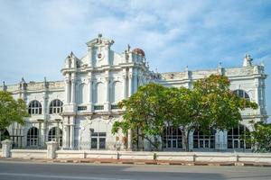Staatliches Museum und Kunstgalerie Penang in Malaysia mal foto