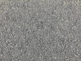 Asphalt auf einer Autobahn foto