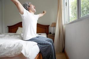 Entspannen im Schlafzimmer foto