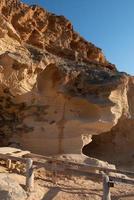 schöne Cala d en Baster auf der Insel Formentera auf den Balearen in Spanien foto