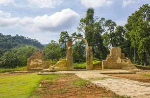 archäologischer und umweltpark sao joao marcos rio de janeiro foto