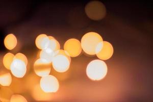 Hintergrund verschwommenes Licht foto