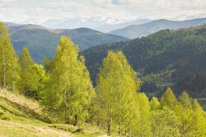 die friedliche schöne landschaft tageslicht foto