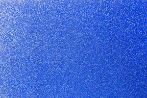 blauer Glitzer-Textur-Hintergrund foto