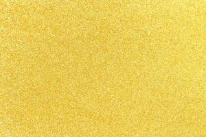 goldener Glitzer-Textur-Hintergrund foto