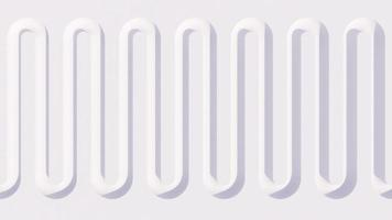 kreative Tapete mit weißen Formen. moderner geometrischer Hintergrund. foto