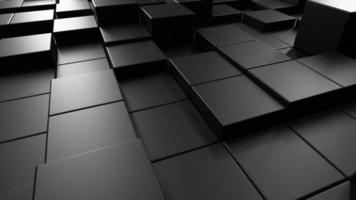 abstrakter Hintergrund mit einem 3D-Muster foto