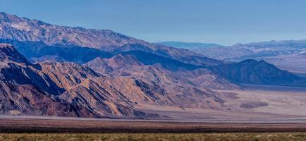 Death Valley Nationalpark Landschaft foto