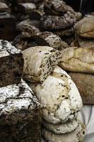tolles handwerkliches Brot foto