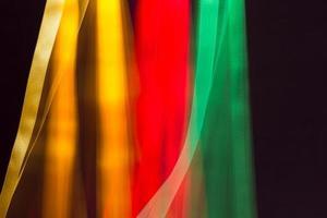 Abstraktion von Grundfarben foto