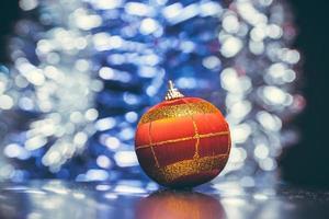 Ball heller Hintergrund foto