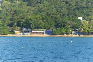 Orange Beach in Balneario Camboriu in Santa Catarina, Brasilien foto
