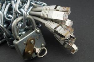 Datensicherheit - Datenschutz foto