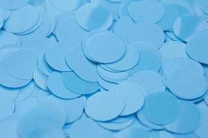 die einfarbig glänzende Konfetti-Textur foto