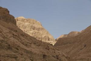 erstaunliche landschaften von israel, blicke auf das heilige land foto
