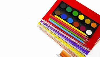 Werkzeuge für die Schulbildung foto