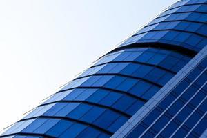 riesiges Geschäftshochhaus foto