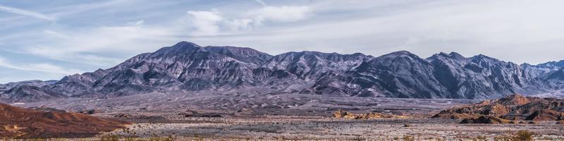 Death Valley Nationalpark in Kalifornien, USA foto