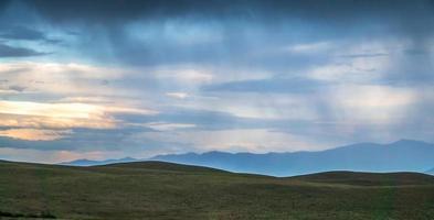 Natur und Szenen rund um Flathead National Forest montana foto