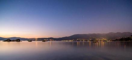 Lake Tahoe Sonnenuntergang Landschaft Nevada Seite foto