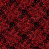 abstrakte rote chaotische Linien foto