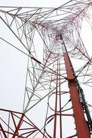 Antennen-Repeater-Turm foto