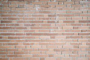 Backsteinmauer Hintergrund - Vintage-Effektfilter foto