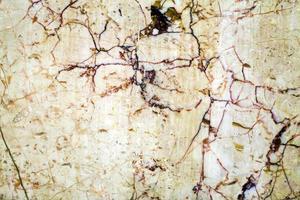 abstrakte Grunge-Keramik-Hintergrundtextur foto
