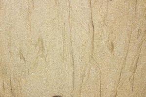 Sand Textur Hintergrund am Strand foto