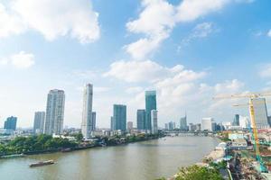 Bangkok Stadt in Thailand foto