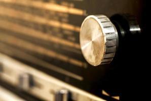 Suchtaste für Funksignale der alten Technologie foto