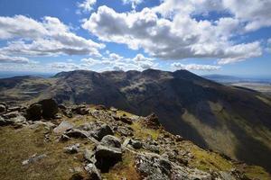 die höchsten berge englands foto
