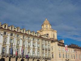 Piazza Castello Turin foto