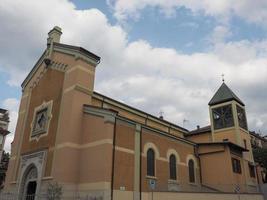 Kirche Santa Agnese in Turin foto