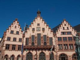Frankfurter Rathaus foto