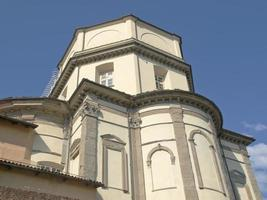 Monte-Cappuccini-Kirche in Turin foto