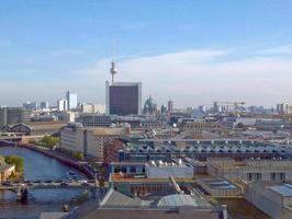 Berliner Luftbild foto