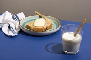 das arrangement leckeres essen zum mitnehmen foto