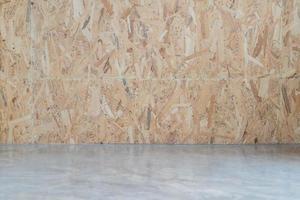 Holzhintergrund im Wohnzimmer foto