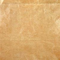 zerknittertes Recyclingpapier Textur foto